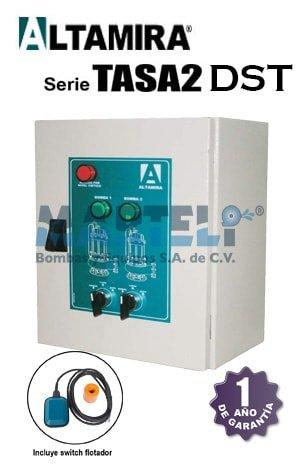 tablero altamira serie tasa2 dst alternador simultaneador